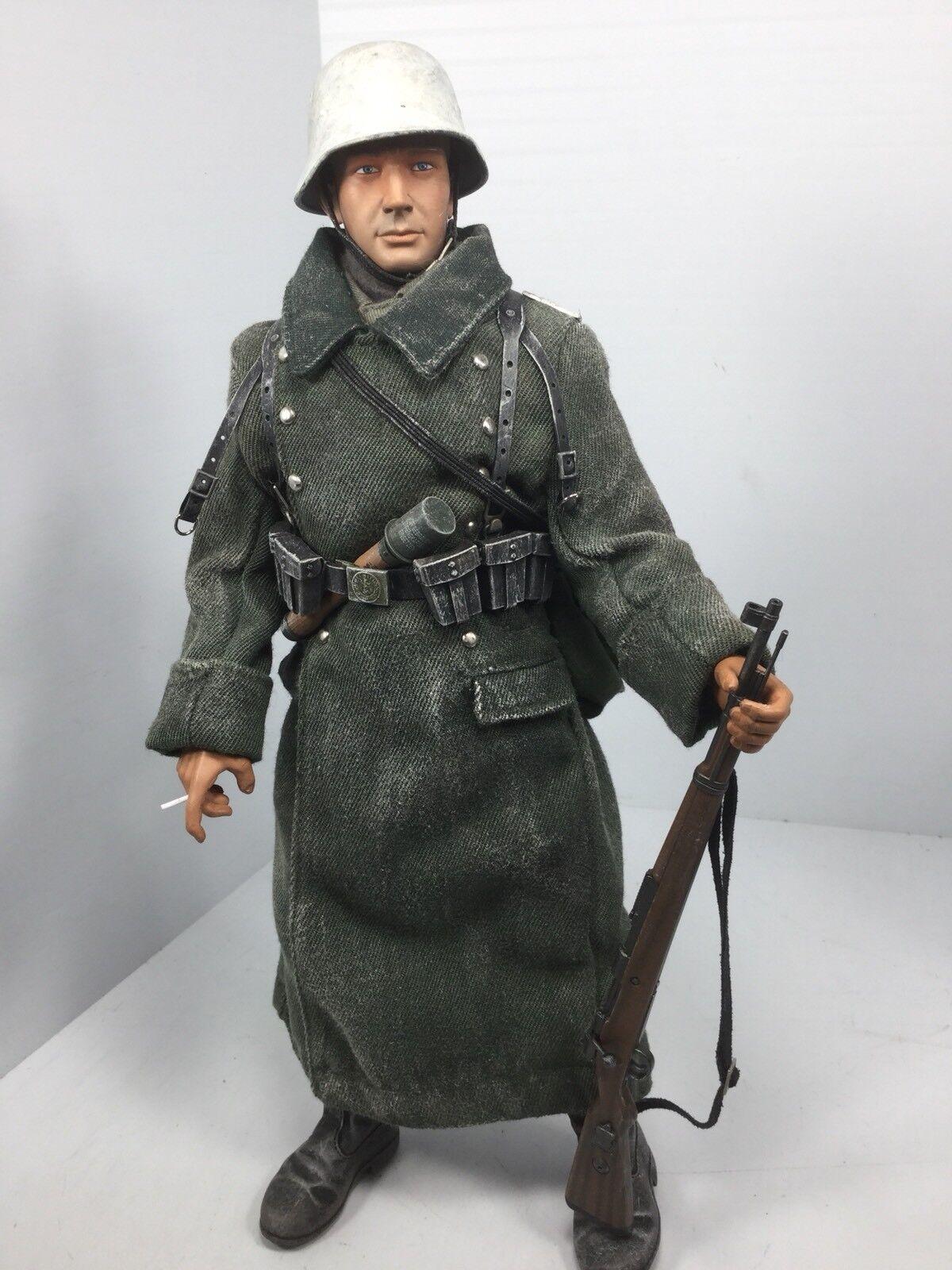 """1 6 DRAGON GERMAN WEHRMACHT """"GROSSDEUTCHLAND""""DIV EASTERN FRONT K-98 DID BBI WW2"""
