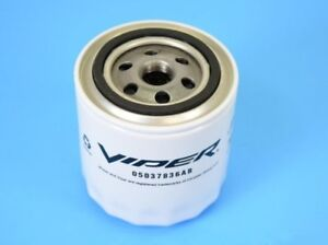 Dodge Viper 8.0L 8.3L  V10 92-06 Oil Filter OEM M0-836 MOPAR 5037836AB NEW 100