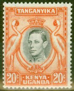 KUT-1938-20c-Black-amp-Orange-SG139-Fine-Mtd-Mint