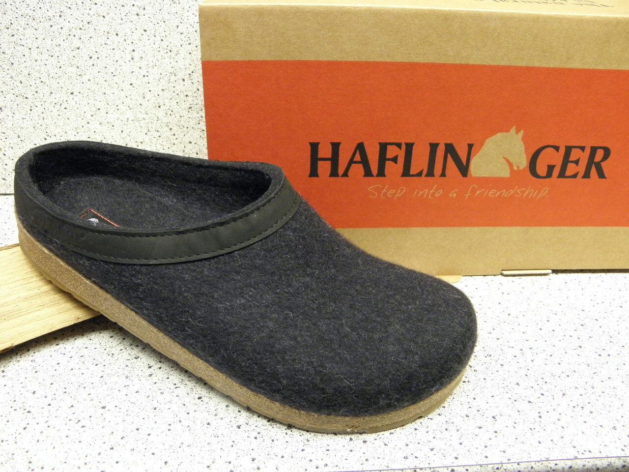 Haflinger® reduziert  bisher 54,95 - 64,95  Grizzly Torben graphit 713001 (H1)