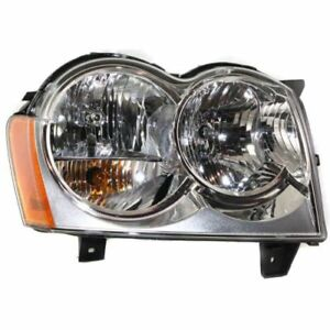 For-Grand-Cherokee-05-07-CAPA-Passenger-Side-Headlight