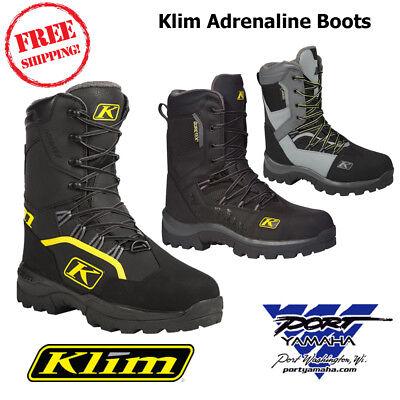 New Klim Adrenaline GTX Gore-Tex Mens