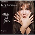 Lera Auerbach - Plays Her Preludes and Dreams for Piano (2006)