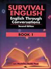 Survival English 1: English Through Conversations by Bobbi Paul, Lee Mosteller (Paperback, 1993)