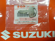 Genuine Suzuki Blank Ignition Key FZ50 FR50 FS50 CS50 ZR50 X1 AP50 FR80 A100