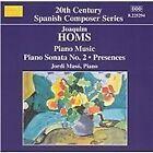 Joaquim Homs - : Piano Music (2004)