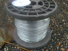 Garden 200METRES Galvanized Iron Wire 0.80mm DIAMETER 1KILO