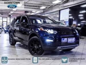 2017 Land Rover Discovery Sport AWD 4dr HSE