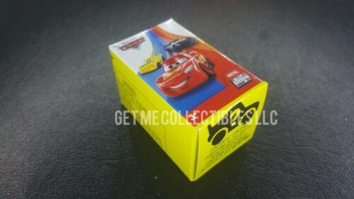 DISNEY PIXAR CARS MINI RACERS SPUTTER STOP SHELDON SHIFTER BOX #32 FREE SHIP $15