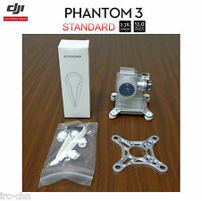 DJI Phantom 3 Standard Part 73 2.7K HD Camera 3-Axis Brushless Gimbal Mount