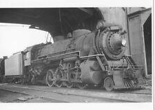 AA587 RP 1958 GTW RR GRAND TRUNK WESTERN RAILROAD ENGINE #3732 BATTLE CREEK MI