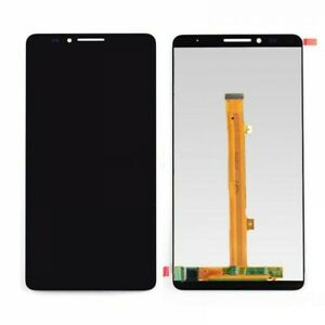 LCD Screen and Touch Glass Assembled For Huawei Matt 7 Black