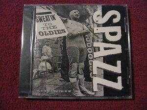 SPAZZ-Sweatin-039-To-The-Oldies-CD-Tankcrimes-Lack-Of-Interest-Crossed-Out