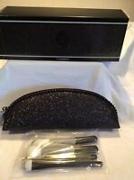 Mac Keepsakes In Extra Dimension Brush Kit With Bag In Box