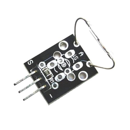 Smart Electronic Mini Magnetic Dry Reed Switch Sensor Module for