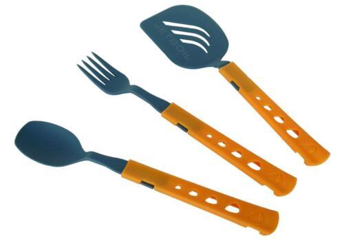 camping couverts ustensiles de cuisine et manger Jetboil Jetset Ustensile Kit léger KFS