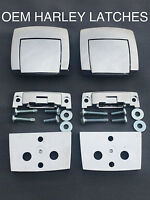 Harley Tour Pack Pak Latches Spacers Electra Glide Street Road Touring King