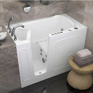 Access Tubs Walk In Dual System Tub Air Injection 30x53