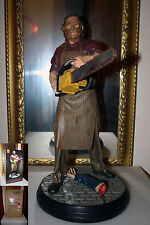 HCG Hollywood Collectibles - Texas Chainsaw Massacre - Leatherface 1/4