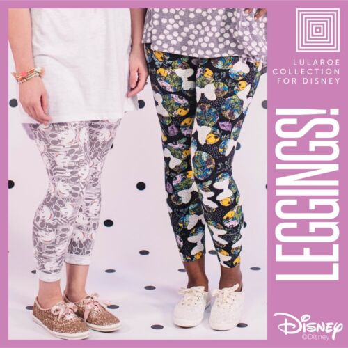 Lularoe Disney Collection MYSTERY OS Leggings SALE