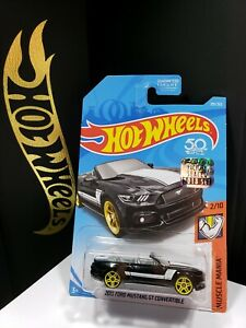 2018-HOT-WHEELS-RLC-FACTORY-SEALED-SET-039-15-FORD-MUSTANG-GT-CONVERTIBLE-A20