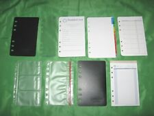 Compact Tab Page Amp Accessory Lot Franklin Covey Planner Refill Fill Set 490