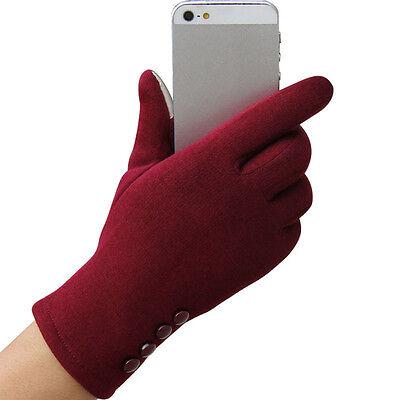 Women FASHION Outdoor Winter Warm Gloves Touch Screen Sport Ski Gloves Mittens