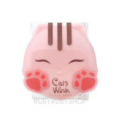 TONYMOLY Cat Wink Clear Pact 11g - #1 Clear Skin