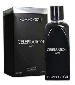 Ml Détails Sur Eau Edp Man Homme De 100 Pour Romeo Parfum Nouveau Gigli Celebration N8nXwk0OPZ