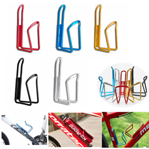 Useful Aluminum Bike Bicycle Cycling Drink Water Bottle Rack Holder Cage 5Colors