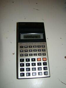 CASIO-Scientific-Calculator-fx-82c-Taschenrechner-Vintage-80er