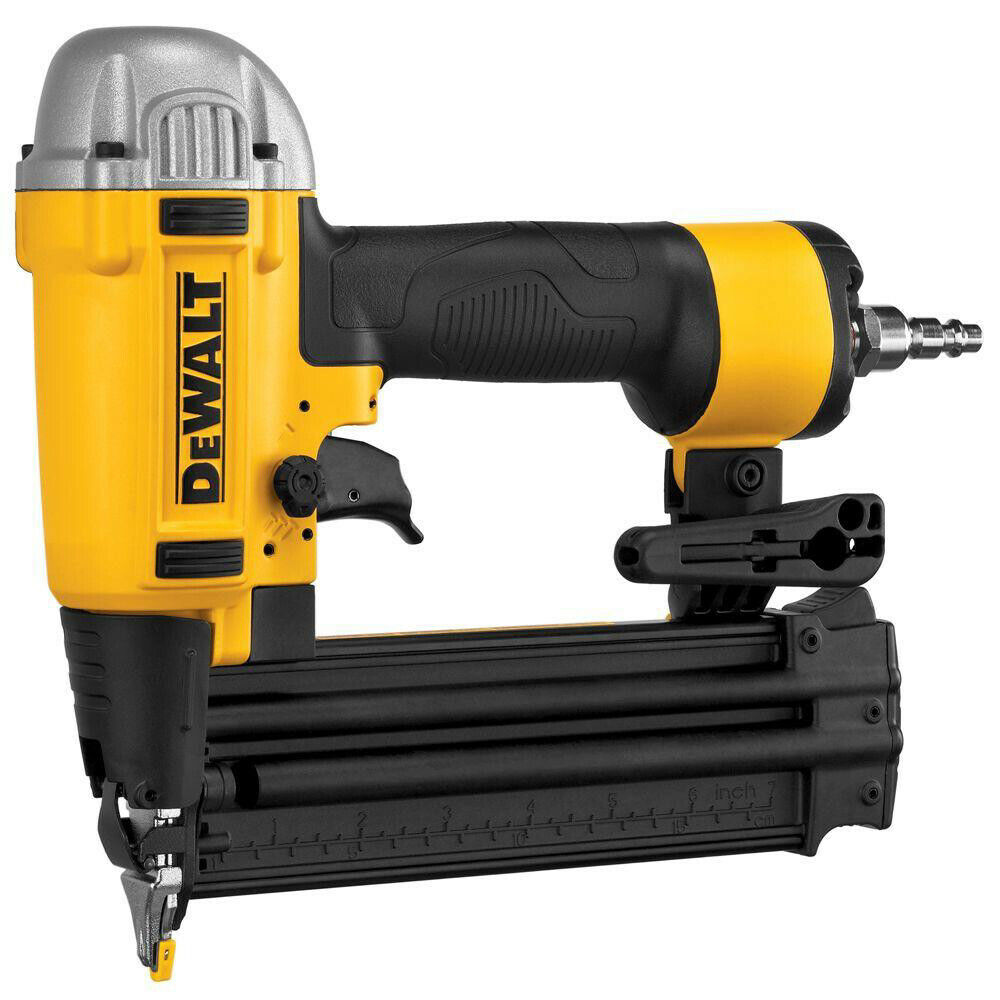 DEWALT Precision Point 18 Gauge 2-1/8 in. Brad Nailer Kit DWFP12233 New. Available Now for 95.81