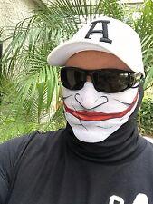 Biker Hood Shield Face Mask Motorcycle Ski Balaclava Bandana Helmet Joker Armor