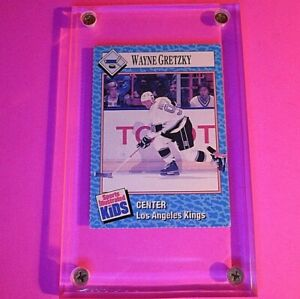 1989 sports illustrated for kids card - Wayne Gretzky Hockey Card Number #19 NHL