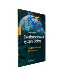Frederick-Marcus-034-Bioinformatics-and-System-Biology-034