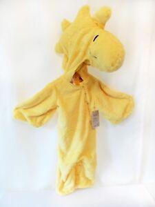 New Pottery Barn Kids Woodstock Costume Baby Bird Infant