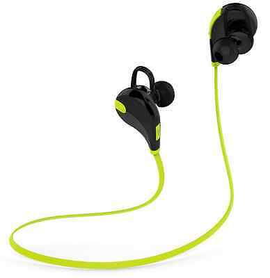 QY7 Bluetooth Wireless Stereo Earphone Earbuds Sport Headset Headphone Univerval