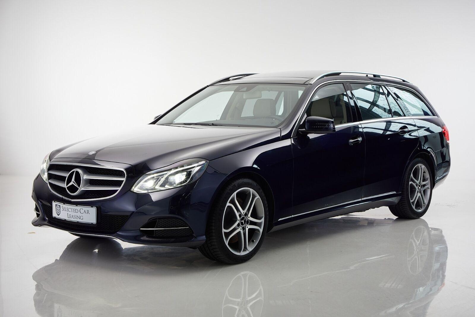 Mercedes E350 3,0 BlueTEC stc. aut. 5d - 3.036 kr.