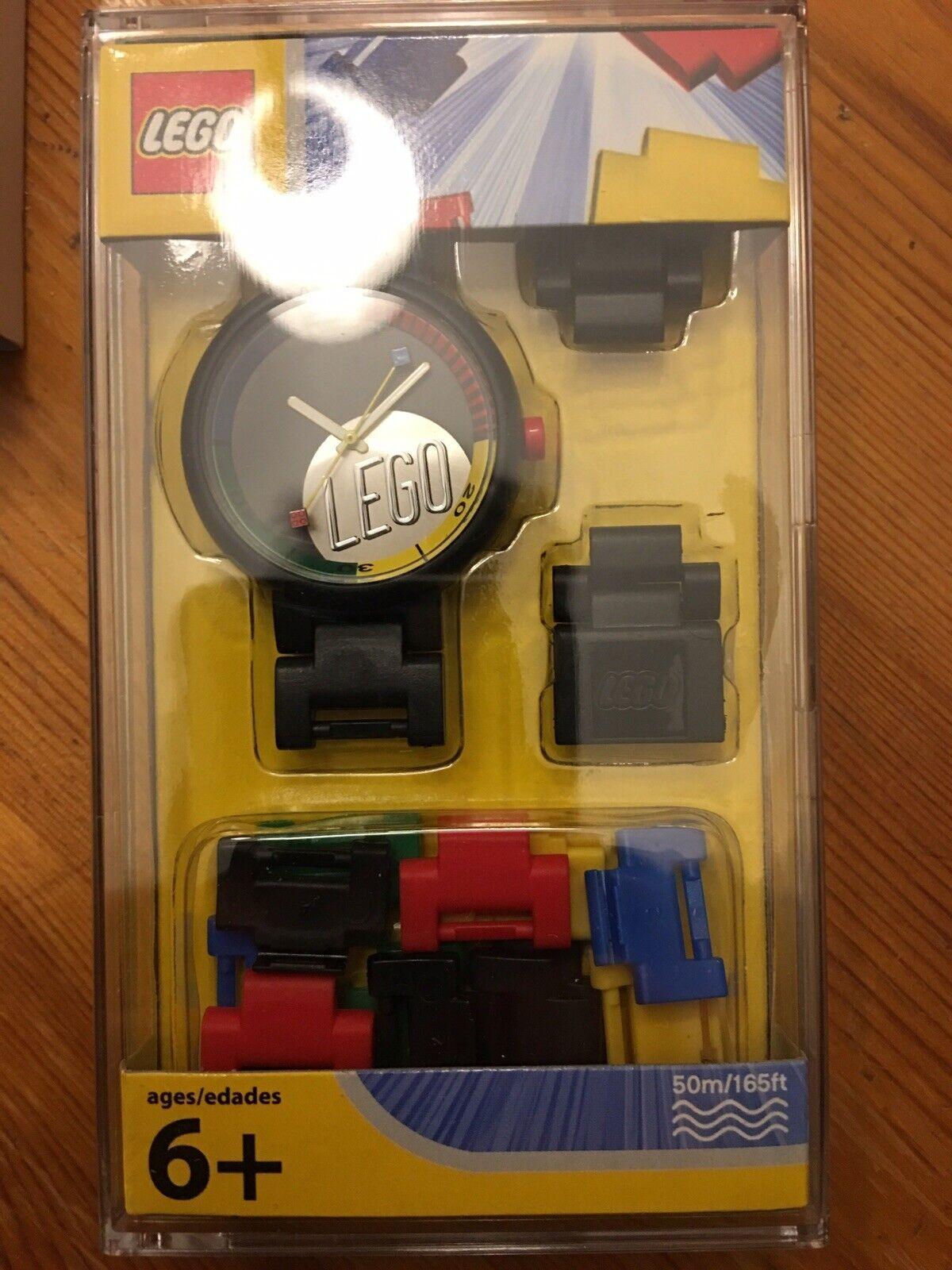 Lego Reloj Resistente Al Agua 2010