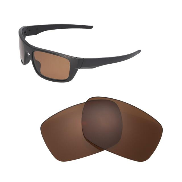 d45e074842 New Walleva Brown Polarized Replacement Lenses For Oakley Drop Point  Sunglasses