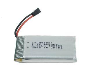 Battery For Sharper Image Dx 4 Drone 800mah 296wh 37v Ebay