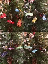 Disney cars Christmas Tree Decorations Set Of 14 stocking filler Christmas gift