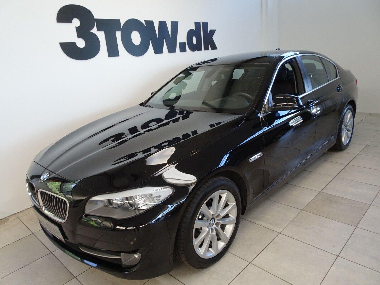 BMW 525d 2,0 aut. 4d - 249.980 kr.