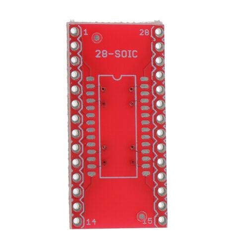 SSOP to DIP Adapter 28-Pin Breakout Board