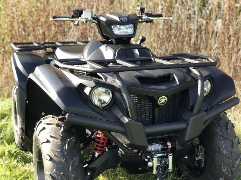 Yamaha, Kodiak 700, ccm 686