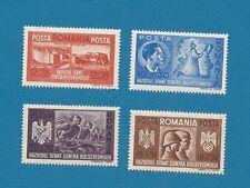 WKII Rumänische Legion Nr. 706-709 komplett  **  !!