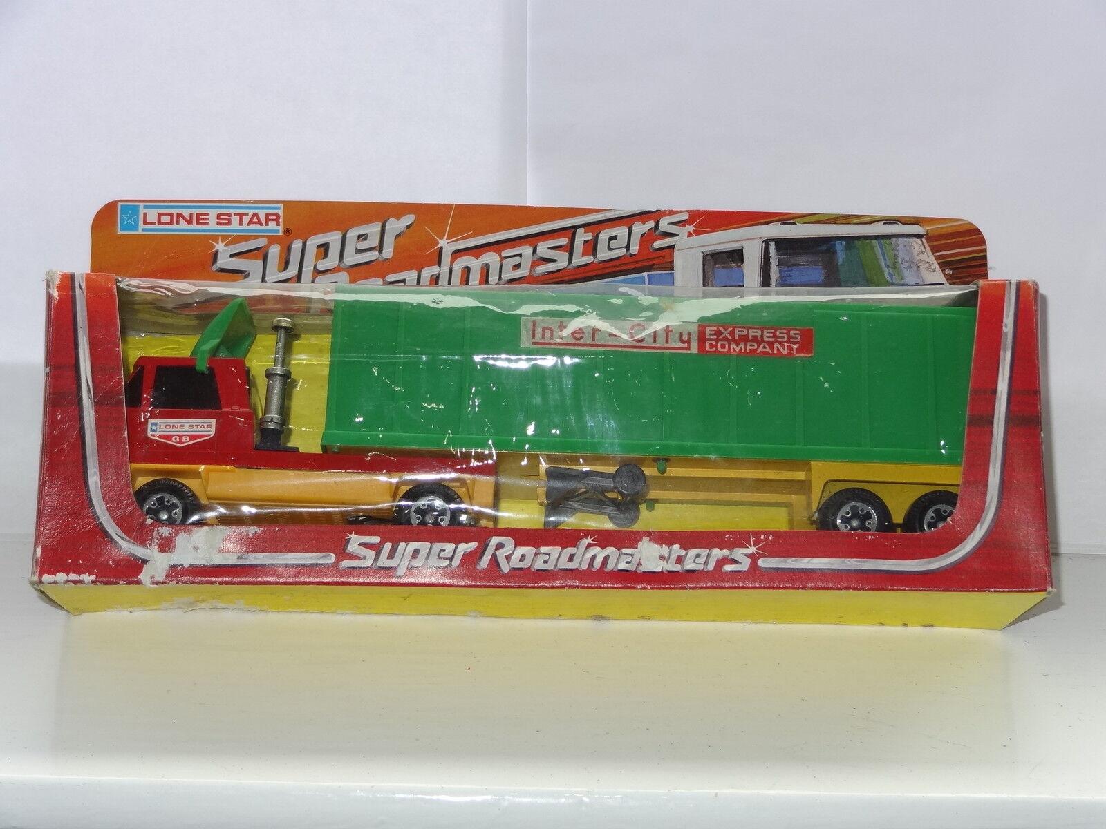 Lonestar Super ROADMASTERS articulé Conteneur Camion