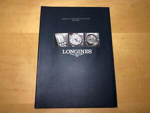 LONGINES-General-Catalogue-2007-2008-Espana-Coleccion-Relojes-Catalogo