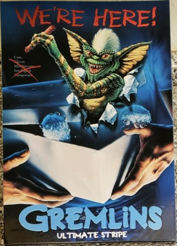 "BRAND NEW 7/"" ULTIMATE STRIPE GREMLINS FIGURE NECA GREMLINS"