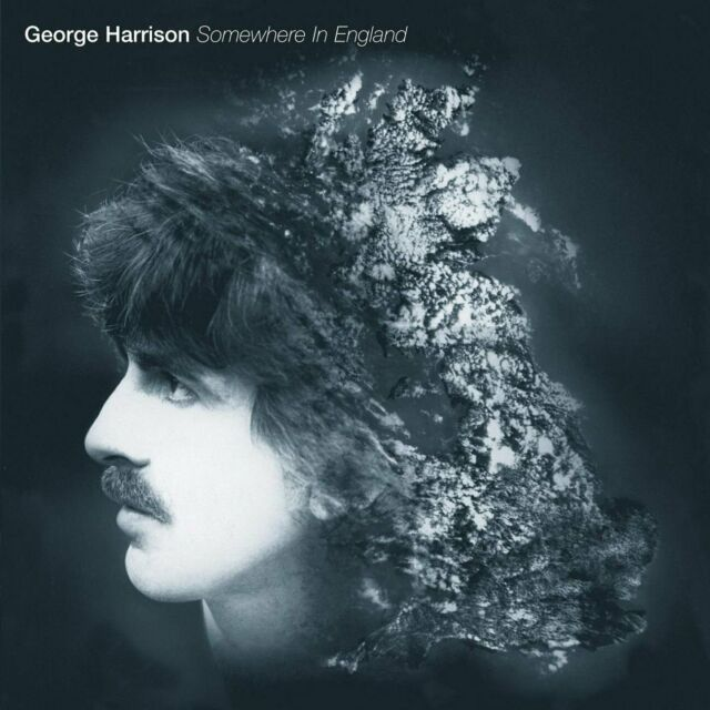 Somewhere In England - Harrison George CD Sealed ! New !